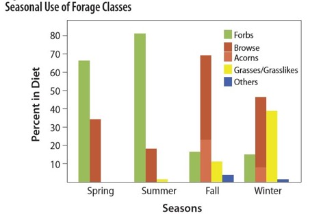 Seasonal-use-forage-chart