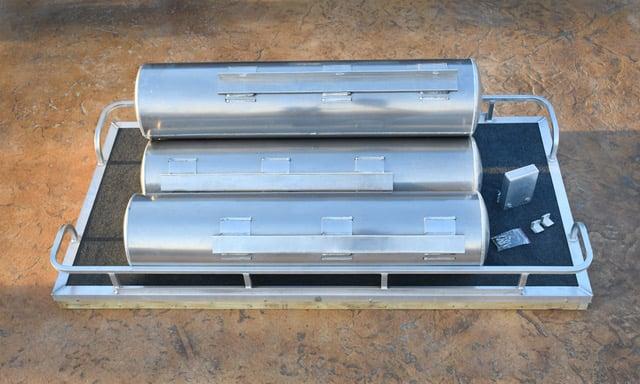 The Minimal Assembly DIY Boat Kit Photo